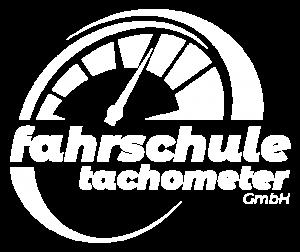 Logo Fahrschule Tachometer